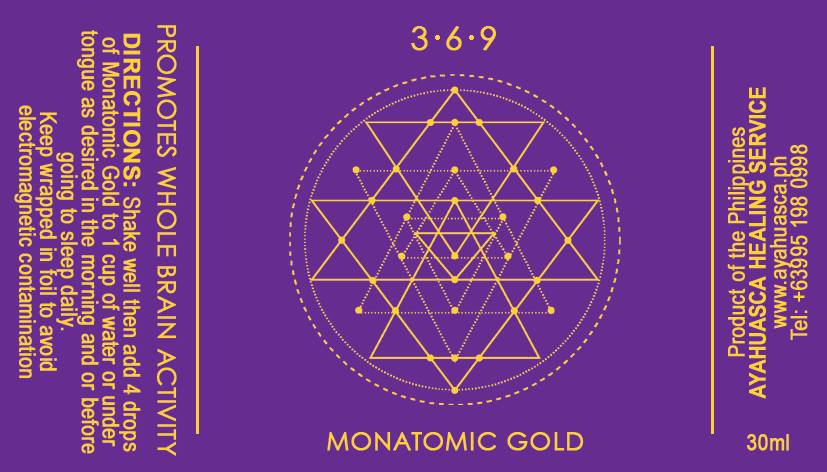 Monotomic Gold (ORMUS)